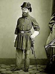 Major Cyrus Dyer